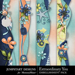 Extraordinary you borders medium