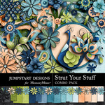 Strut Your Stuff Combo Pack-$7.99 (Jumpstart Designs)