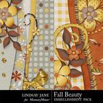 Fall beauty borders 2 small