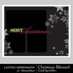 Christmas blizzard card qm medium