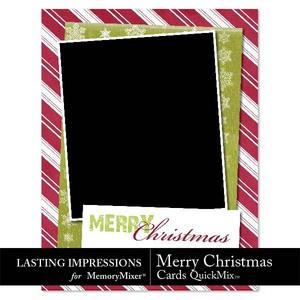 Merry chrismas cards qm medium