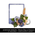 Denim Days of Autumn Embellishment Freebie-$0.00 (Jumpstart Designs)