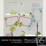 Winter Joy ATR Cluster Pack-$2.00 (Albums to Remember)