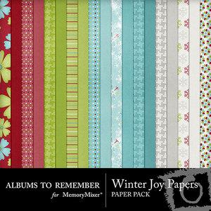 Winter joy atr pp medium