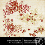 Seasons Greetings ID Accent Pack-$1.99 (Indigo Designs)