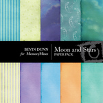 Moon and Stars Paper Pack-$4.00 (Bevin Dunn)