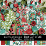 Best Gift of All Combo Pack-$4.99 (Jumpstart Designs)