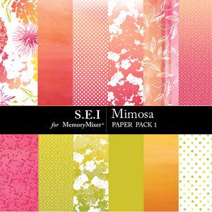 Li mimosa medium