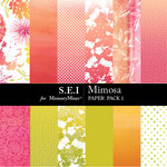 Mimosa Paper Pack 1-$3.99 (s.e.i)