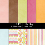 Fair Day Paper Pack 2-$3.49 (s.e.i)