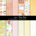 Fair Day Paper Pack 1-$3.49 (s.e.i)