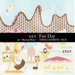Fair Day Embellishment Pack-$1.75 (s.e.i)