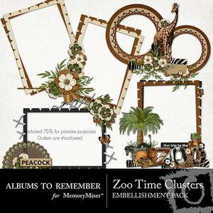 Zoo clusters medium