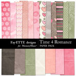 Time 4 Romance Paper Pack-$2.99 (Ettes and Company by Fayette)