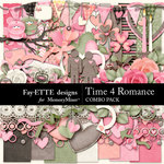 Time 4 Romance Combo Pack-$5.99 (Ettes and Company by Fayette)