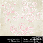 Dreamy Winter Swirls Pack-$1.99 (Indigo Designs)