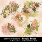 Simply Sweet Scatters-$2.99 (Jumpstart Designs)