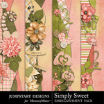 Simply Sweet Borders-$1.99 (Jumpstart Designs)