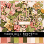Simply Sweet Combo Pack-$4.79 (Jumpstart Designs)