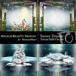 Snowy Dreams PP Add On-$2.99 (MagicalReality Designs)