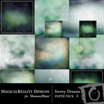 Snowy Dreams PP 2-$2.99 (MagicalReality Designs)