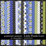 Little Panda Luvs PP-$3.49 (Jumpstart Designs)