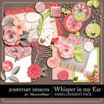 Whisper in my Ear Add On-$2.49 (Jumpstart Designs)