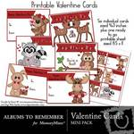 Valentine Cards-$1.49 (Albums to Remember)