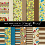 Cowgirl Happy PP-$2.99 (Tara Reed Designs)