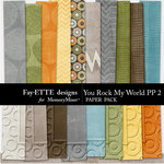 You Rock My World PP 2-$2.99 (Ettes and Company by Fayette)