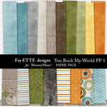 You Rock My World PP 1-$2.99 (Ettes and Company by Fayette)