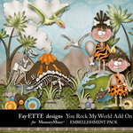 You Rock My World Add On-$2.99 (Ettes and Company by Fayette)