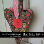 Heart Project Patterns-$0.99 (Lasting Impressions)