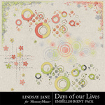 Days of Our Lives Scatterz-$1.99 (Lindsay Jane)