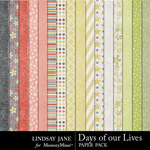 Days of Our Lives PP-$3.49 (Lindsay Jane)