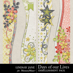 Days of Our Lives Borders-$1.99 (Lindsay Jane)