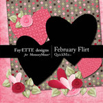February Flirt QuickMix-$3.99 (Fayette Designs)