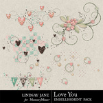Love You Scatterz-$1.99 (Lindsay Jane)