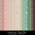 Love You PP-$3.49 (Lindsay Jane)