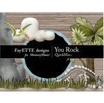 You Rock QuickMix-$3.99 (Fayette Designs)