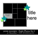 Page Builder Landscape QuickMix 8 Photos Set 1-$2.25 (Jayme Elggren)