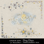 Dog Days Scatterz-$1.99 (Lindsay Jane)
