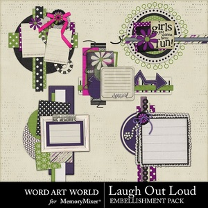 Laugh out loud clusters medium