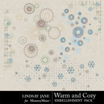 Warm and Cozy Scatterz-$1.99 (Lindsay Jane)