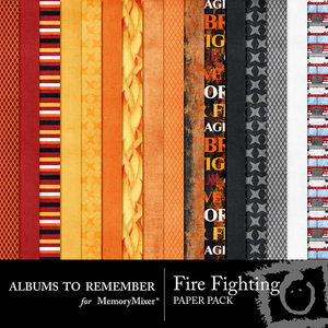 Firefighting paper preview medium
