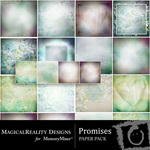 Promises Paper Pack-$3.99 (MagicalReality Designs)
