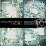 Promises Quick Pages Set 1-$3.49 (MagicalReality Designs)