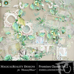 Promises ADD ON Cluster Pack-$1.99 (MagicalReality Designs)