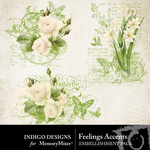 Feelings Accents-$1.99 (Indigo Designs)