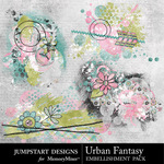 Urban Fantasy Scatterz-$2.99 (Jumpstart Designs)